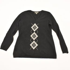 Cashmere Charter Club Sweater-size S